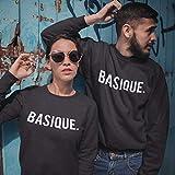Closset Sweat Basique | Collection Sweat Shirt Musique Fan Rap Français Simple - Basique | Référence au Rappeur