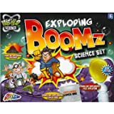 Grafix 44-0024 Exploding Boomz Set-Weird Science