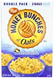 post Honey Bunches di avena con mandorle cereali, 1.360,8 gram box