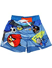 Angry Birds Official Boys Swim Shorts Age 3/8 Years