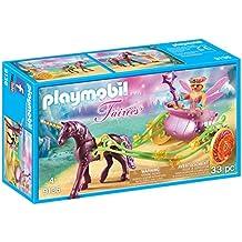 Playmobil Hadas - Flor con Carro (9136)