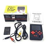 Yaoaoden Mini-Handspiel-Spieler Eingebaute Verschiedene Arten Klassische Videospiele-Konsole-Geschenk für Kinder