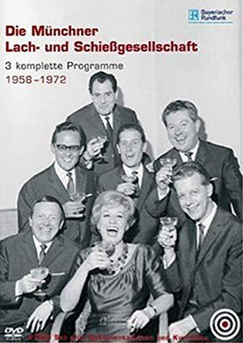 3 komplette Programme (3 DVDs)