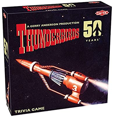 Thunderbirds Classic - 50th Anniversary Trivia Board Game