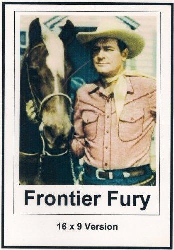 Preisvergleich Produktbild Frontier Fury 16x9 Widescreen TV.