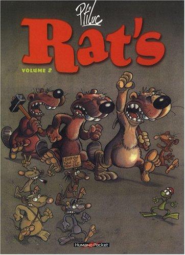 Rat's, Tome 2 : par Ptiluc