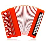 818-Tech no11200090008 Hi-Speed 2.0 USB flash drive 8GB musical instrument accordion 3D red