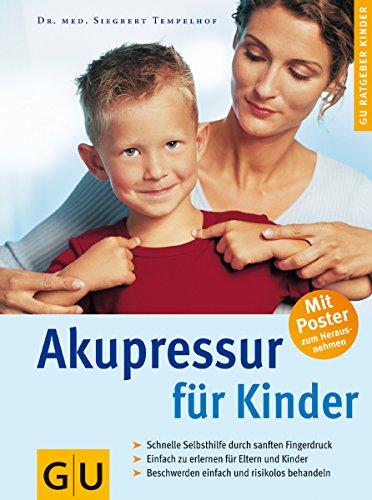 Akupressur für Kinder