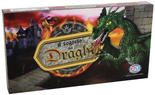Editrice Giochi 1628 - Games Il Segreto dei Draghi