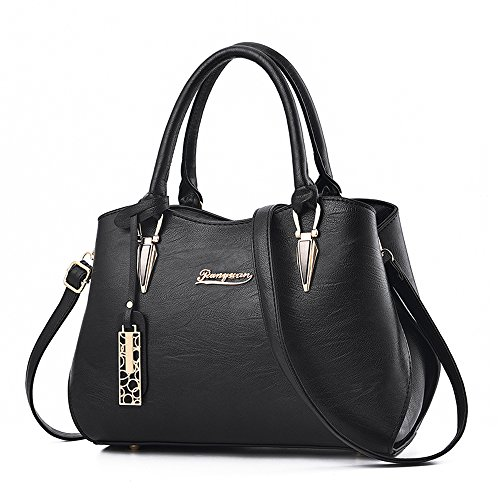 - 51Qubiru2KL - 2018 New Designer handbags for women, BESTOU Ladies handbags PU leather women bags for work, shopping, date, party, Christmas