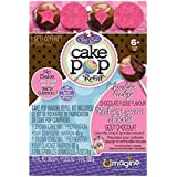 Cool Baker - 6020381 - Jeu d'imitation - Cuisine - Recharge Pâte Cake Pops - Parfum Chocolat