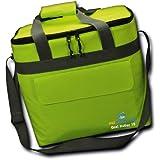 Bolsa térmica Cool Butler 15 de Outdoorer, color verde, con bolsillo externo