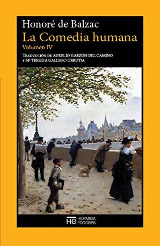 La Comedia humana. Vol. IV. Escenas de la vida privada por Honoré de Balzac