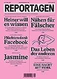 Geschenkideen Reportagen #22: Das unabhängige Magazin für erzählte Gegenwart