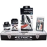 CTEK XS0.8 (56-707) Toolbox Set Ladegerät mit fantastisch Zubehör