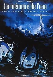 La mémoire de l'eau - tome 2 - La mémoire de l'eau 2/2