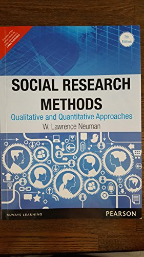 Social Research Methods : Qualitative and Quantitative Approaches (English) 7th Edition