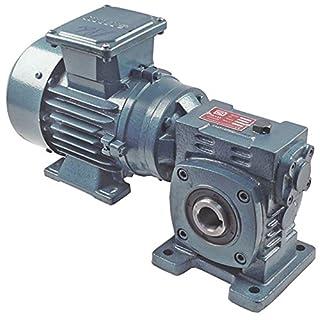 AKSAN Getriebemotor AKWDKS 50/60Hz Welle 25mm 250W 20U/min 380V AC Länge 370mm