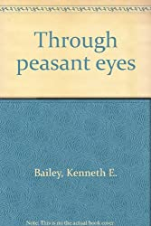 Through Peasant Eyes: More Lucan Parables, Their Culture and Style