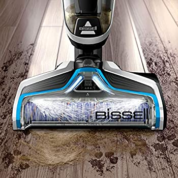 BISSELL CrossWave Cordless | 3-in-1 Cordless Multi-Surface Floor Cleaner | Up To 30 Minutes Run Time | Vacuums, Washes & Dries With Improved Edge Cleaning | 2582E