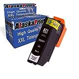 Premium Druckerpatrone Kompatibel für Epson T2621 XL Tintenpatrone für Epson Expression XP-625 XP-700 XP-710 XP-520 XP-600 XP-605 XP-820 XP-700 XP-800 XP-810 XP-610 XP-600 XP-520 XP-800 XP-620 Epson XP-620 XP-510 XP-510 XP-520 XP-600 XP-620 XP-625 XP-700 XP-800 XP-810 XP-610 Patronen Schwarz bk Black