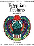 Design Source Book 09: Egyptian Designs (DSB09) (Design Source Books)
