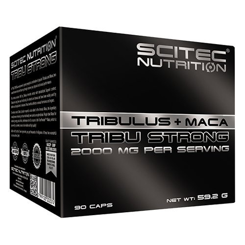 Scitec Nutrition - Tribu Strong, 90 Kapseln (1x 59,2g)