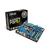ASUS P8P67 Mainboard Sockel LGA1155 DDR3 Speicher USB 3.0 SATA 6Gb/s ATX