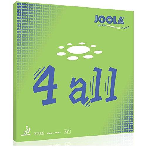 Joola RUBBER 4ALL RED 1,5 MM - -0, Größe:1.5