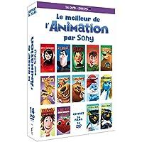 Le Meilleur de l'Animation par Sony - Coffret 14 DVD