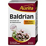 Aurita Baldrian 80 Kapseln