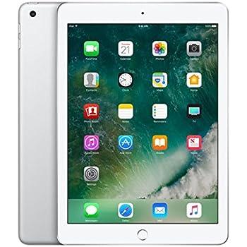 Apple iPad Wifi (nuevo iPad–último modelo–2017) (sustituye a iPad air 2) plateado plata 32 gb