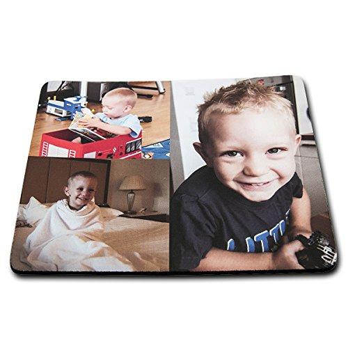 Maus Pad Mouse Pad mit Ihrem personalisierten Wunschbild - eigenes Foto rutschfest Größe ca. 230 x 190 mm
