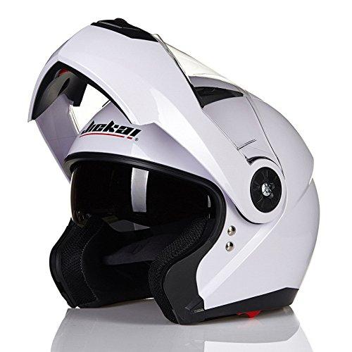 Qxmei casco da motociclista casco casco da motociclista casco da città casco da casco sportivo casco moto ece (m-xxl),c-xl