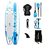 Bluefin gonfiabile stand Up Paddle Board Isup 12'366cm x 15.2cm SUP Bundle