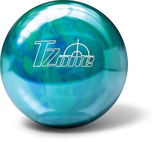 Bowlingball Bowlingkugel Brunswick T-Zone Cosmic - Caribbean Blue, Gewicht in lbs:15 lbs