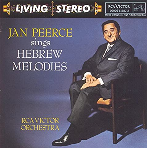 Living Stereo-Jan Peerce Sin