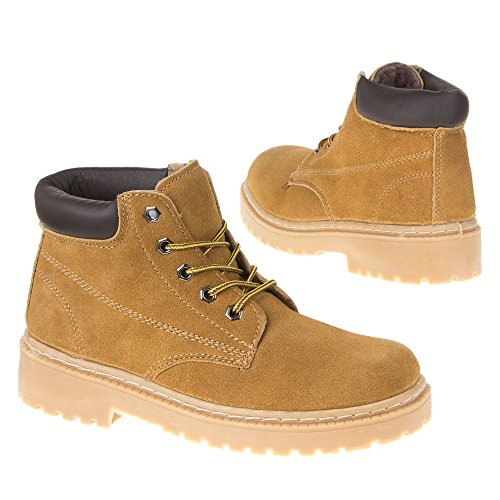 Chaussures, bottines g163 7 Beige - Camel