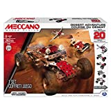 Meccano 6026306 Helicopter 20 Model Set