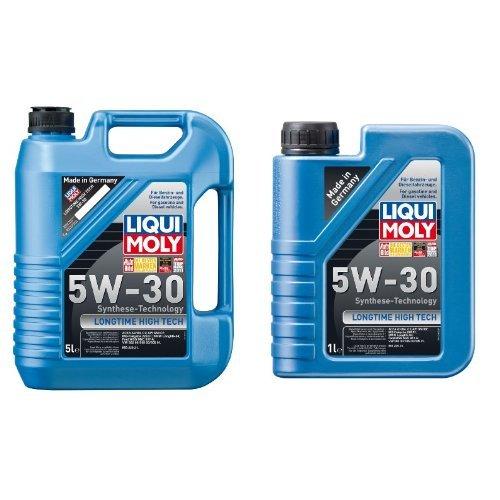 Preisvergleich Produktbild Liqui Moly Longtime High Tech Motoröl, 5W-30, 6 Liter (5L + 1L)