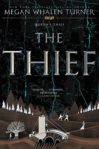 The Thief (Queen's Thief) por Megan Whalen Turner