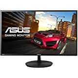 Asus VN247H 59,9 cm (23,6 Zoll) Monitor (Full HD, VGA, 2x HDMI, 1ms Reaktionszeit) schwarz