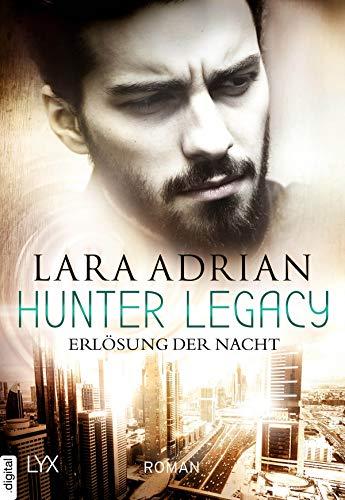 Hunter Legacy - Erlösung der Nacht (Hunter-Legacy-Reihe 2)