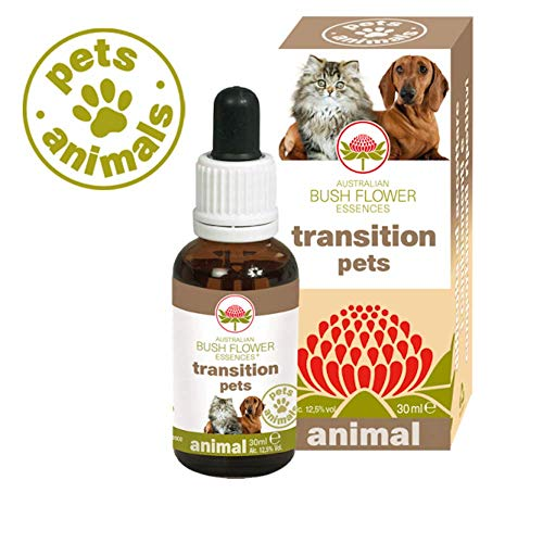 Australian Bush Flower Essences Transition Pets 30 ml - Universe Pets