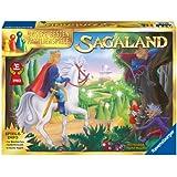 Ravensburger 26424 - Sagaland Familienspiel, Spiel des Jahres 1982