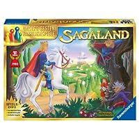 Ravensburger-26424-Sagaland-Familienspiel Ravensburger Spiele 26424 – Sagaland -
