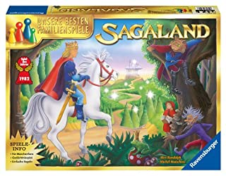 Ravensburger 26424 Sagaland Familienspiel (3473670820) | Amazon price tracker / tracking, Amazon price history charts, Amazon price watches, Amazon price drop alerts