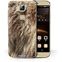 Stuff4 Phone Case/Cover/Skin/huag7p/Animal Fur Effect/Pattern Collection lobo