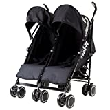 Compact Double Strollers Review and Comparison