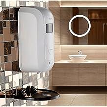 YYF Dispensadores de jabón Cuarto de baño con el sensor automático montado en la pared Dispensador del jabón Dispensador del jabón Dispensador de la mano Máquina